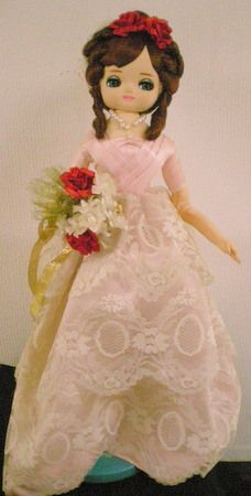 Mandarake | フランス人形 薔薇の花束