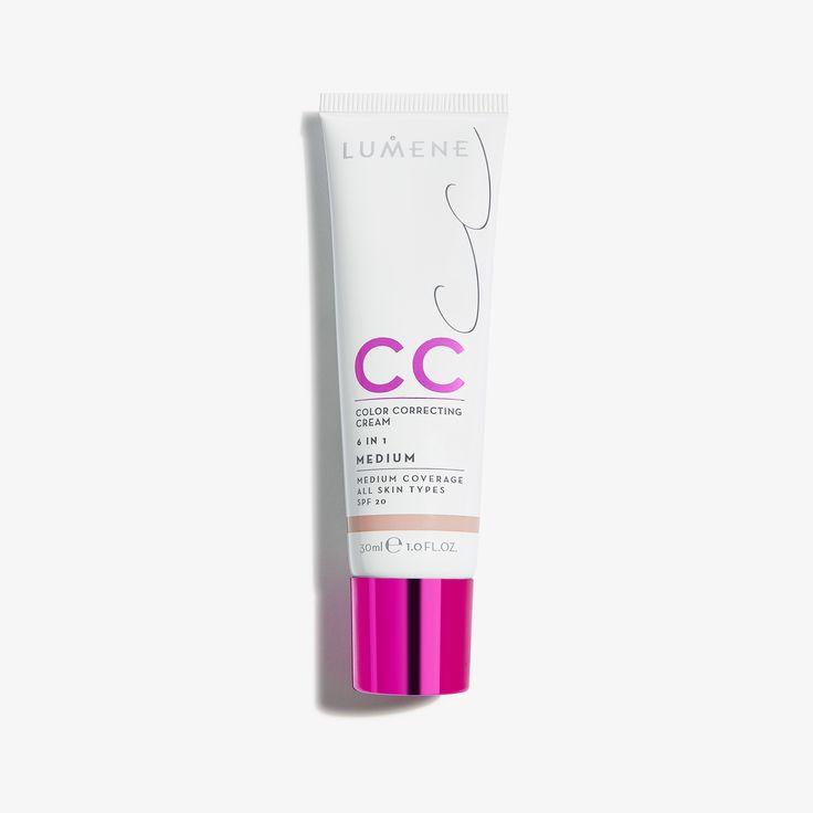 Color Correcting Cream | Lumene