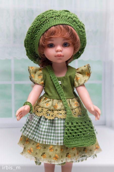 Рыжуля Паола Рейна ООАК / Игровые куклы / Шопик. Продать купить куклу / Бэйбики. Куклы фото. Одежда для кукол