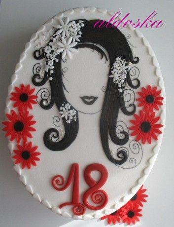 DORTY A SLADKOSTI aneb PEČEME S LÁSKOU - Fotoalbum - -MOJE PEČENÍ- - MOJE DORTY - My cakes - Dívka pro sousedku Zuzanku