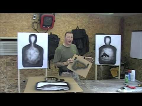 How to make Paper Targets for 20 cents by SAR