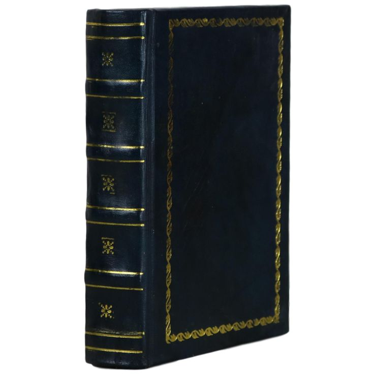 Antique Hardcover Leather Journal- Lined Pages