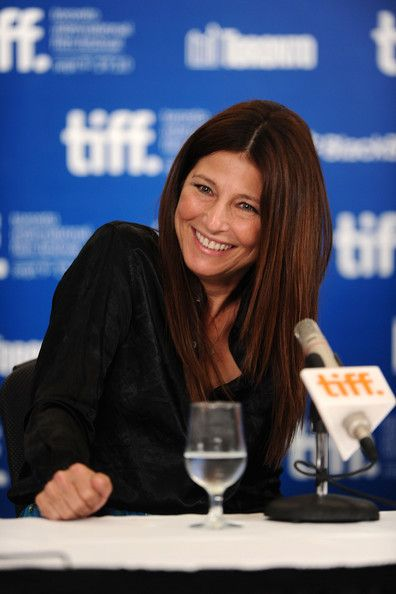 Catherine Keener riffed with the best of them in The 40-Year-Old Virgin, punctuating her perfectly-delivered punchlines with unbridled glee. The Oscar-nominated actress has one of Hollywood's most memorable—and endearing—laughs, and the ebullient smile to back it up.