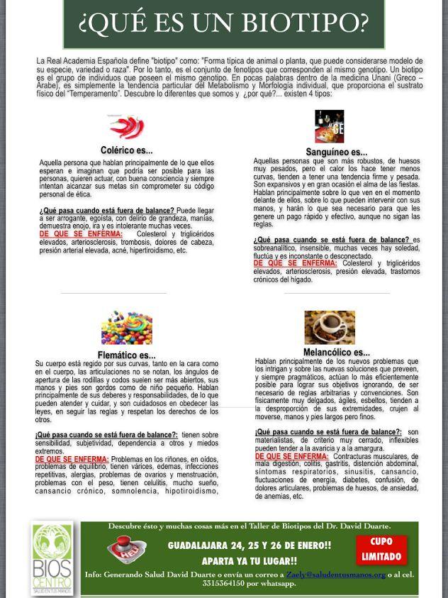 Generando Salud David Duarte Biocentro: Google+
