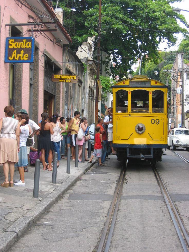 Santa Teresa, Rio de Janeiro, Brazil.