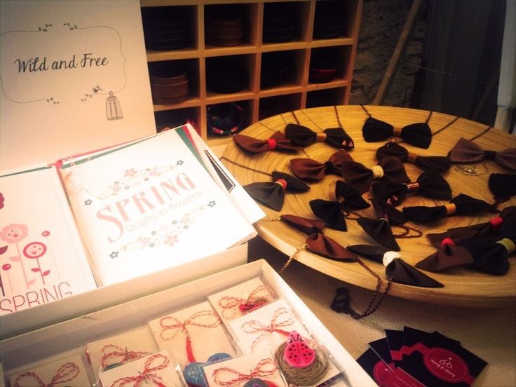Cherry & Cherry PRINTS @cherrycherry90 la Targul de Martisul de la Casa TIFF | #cherry, #prints, #quotes, #handmade, #fair