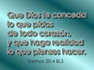 Resultado de imagen para salmo 20 vers 8