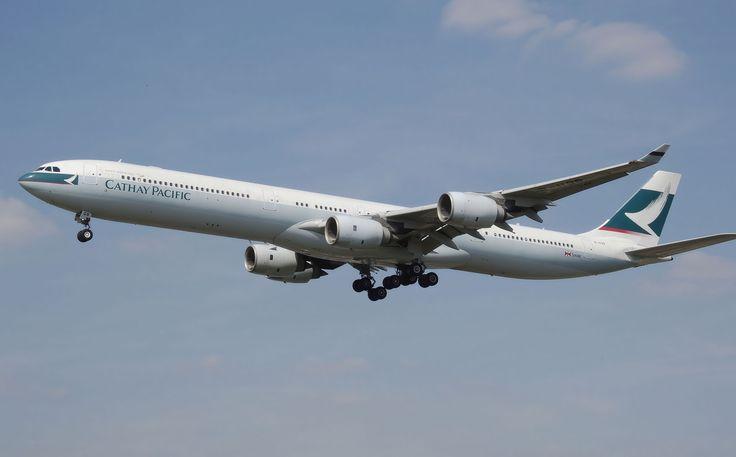 Airbus A340 - Wikipedia