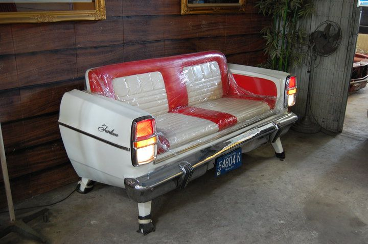 Car Sofa Idea NO.6