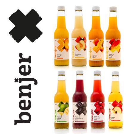 Benjer Premium New Zealand Fruit Juice