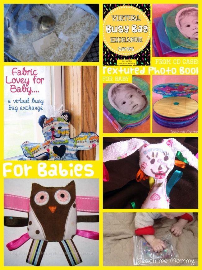 86 best Sensory Baby/Toddler images on Pinterest   Sensory ...