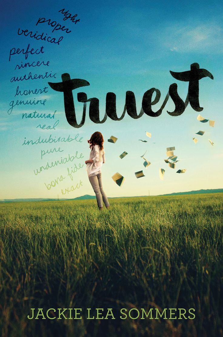 Cover Reveal: Truest by Jackie Lea Sommers