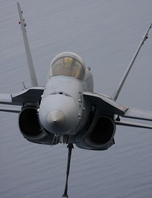 """McDonnell Douglas Boeing F/A-18 Hornet VFA-106 """"Gladiators"""" by AV8PIX Christopher Ebdon"""