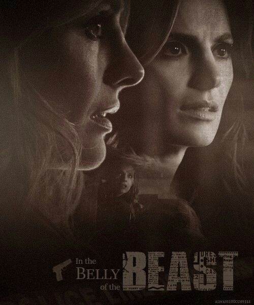 Castle 6x17 - In the Belly of the Beast