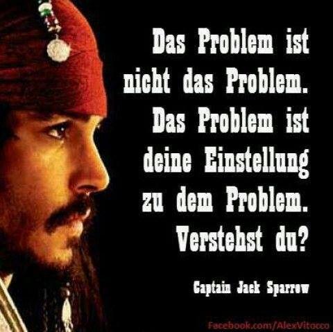 Zitat: Captain Jack Sparrow