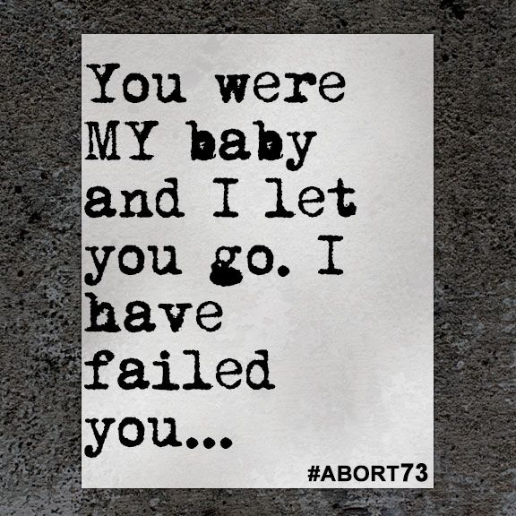 Abortion Quotes Custom Best 25 Abortion Quotes Ideas On Pinterest  Abortion Regret .