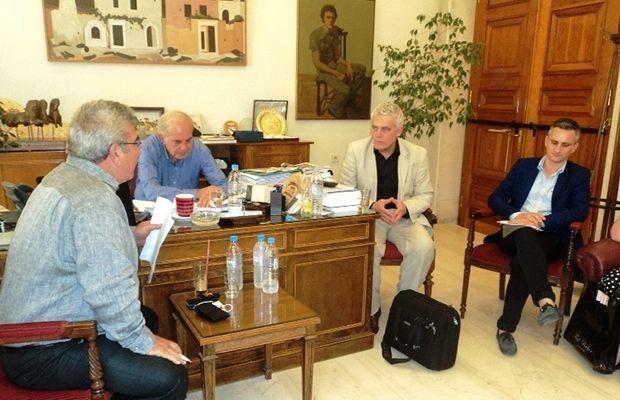 Τσιρώνης: Όχι στην Κρήτη τα φαραωνικά έργα και οι ανεμογεννήτριες