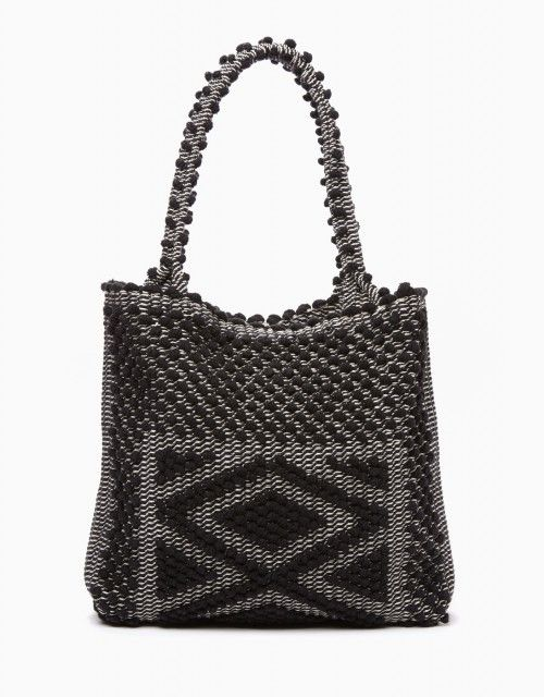 Antonello Liscia Small Tote (black)
