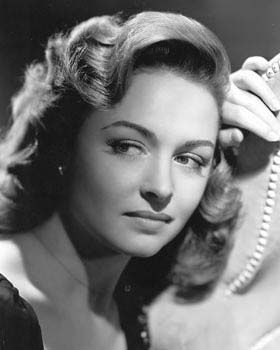 The stunning Donna Reed, who will always be Mary Bailey to me
