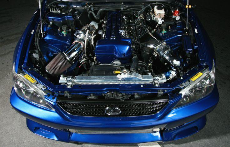 BMW Twin Turbo >> Lexus IS300 2JZ-GTE engine bay | Lexus is300, Toyota cars, Lexus