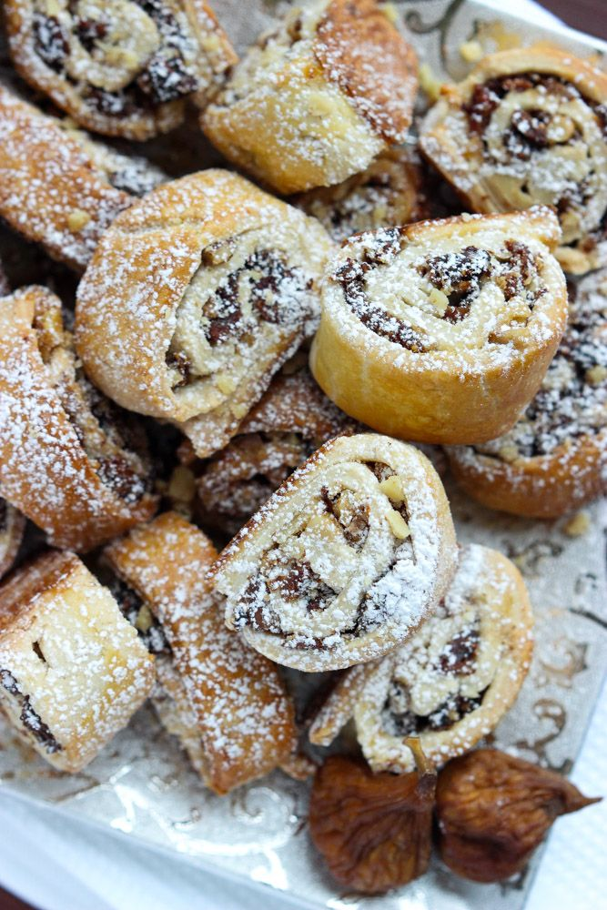 Greek cookies recipes dough