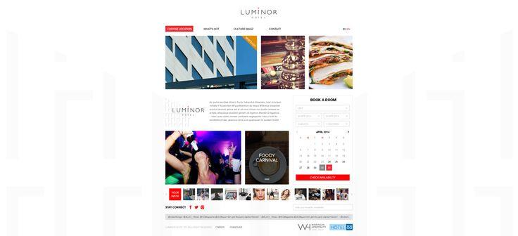 Luminor Hotel - Global