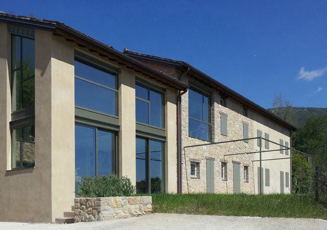 rustico in collina | Dario Scanavacca Architetto