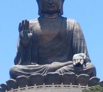 Giant Buddha  Lantau Island: Hong Kong Tourist Attractions
