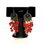 Cercei – ZAHIRA by EXOTIC AFRICAN JEWELRY COLLECTION