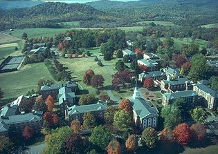 Sweet Briar College voted as one of the most beautiful college campuses in the United States and is nationally recognized for it's outstanding liberal arts curriculum.
