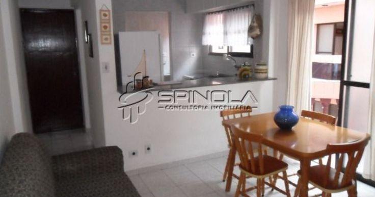 Spínola Consultoria Imobiliária - Apartamento para Venda em Praia Grande