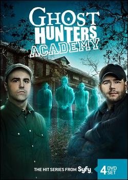 Ghost Hunters Academy...don't like GH, but I do like this show.