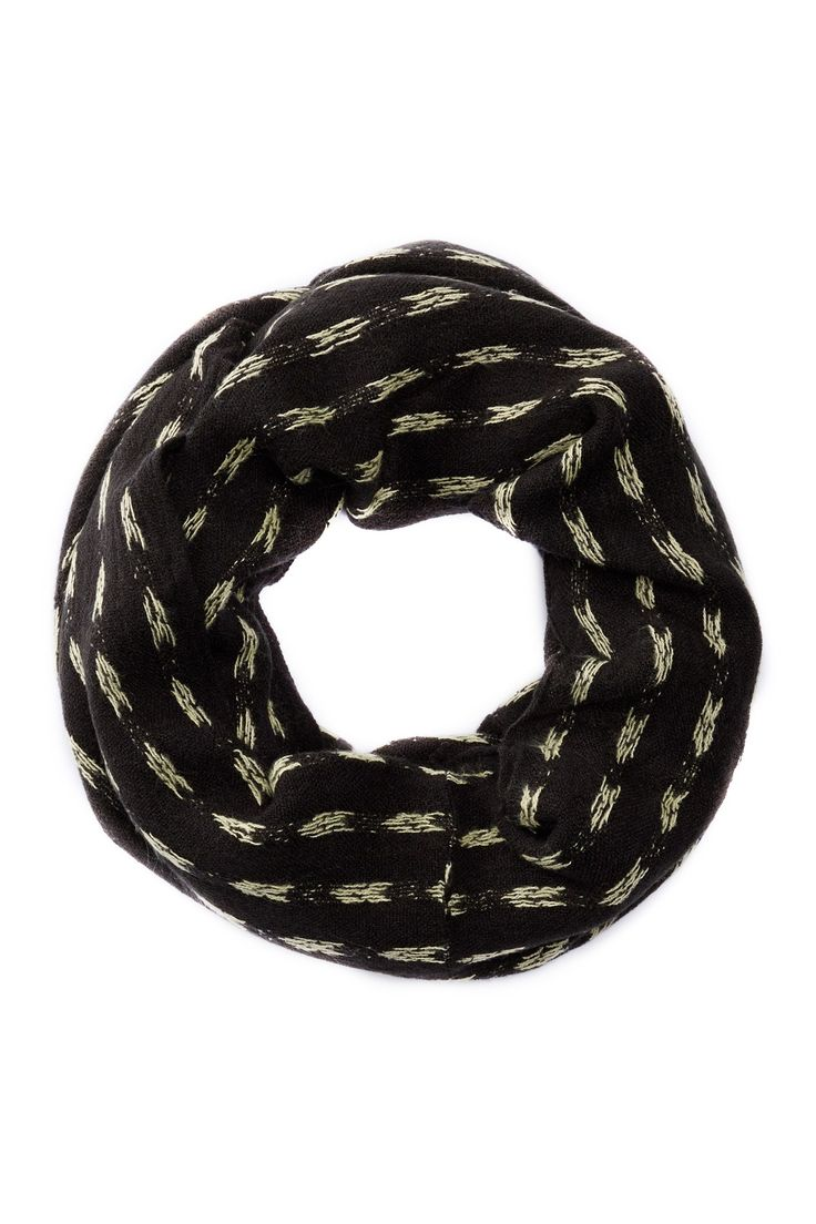 14th & Union Patterned Infinity Scarf by 14th & Union on @nordstrom_rack