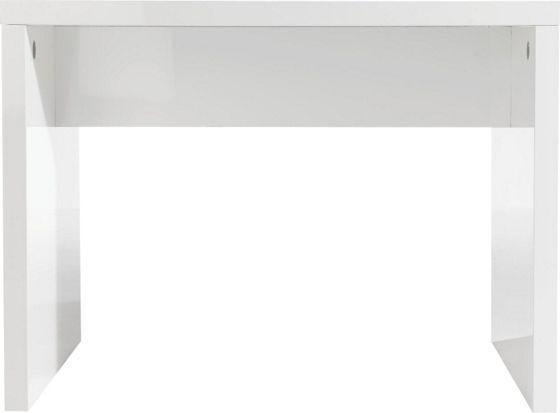 Schicker Schreibtisch in Weiß - ein flexibles Multitalent für Ihr Heim