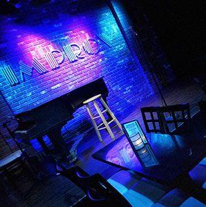 Best Comedy Clubs-Punchline in Atlanta several in Chicago, NY,  LA, Nashville, Austin, Denver, Boston, Hermosa Beach, CA, Bloomington, IN,