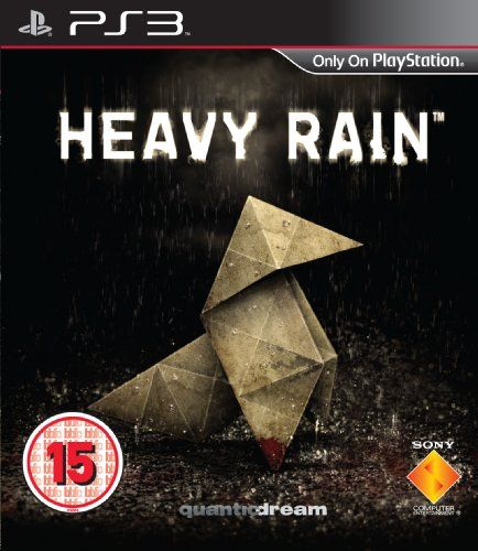 40 Best Selling Sony Playstation 3 PS3 Games for July 2013     Heavy Rain     Only from £14.75     #PS3 #Playstation3 #HeavyRain