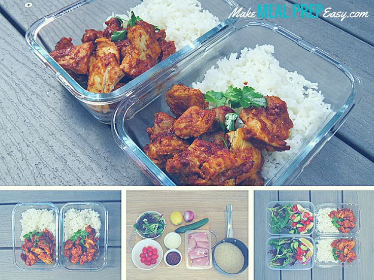 Are you searching for meal prep recipes that are NOT boring...?