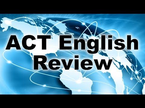 This comprehensive playlist includes many ACT review videos that will help you with your ACT test. Our research into the ACT exam reveals the specific content areas and the essential skills that are critical for you to know on the ACT test. Hope it helps!  #act #testprep #college www.mo-media.com/act www.flashcardsecrets.com/act