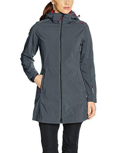 Damen Mantel Damenbekleidung Cmp Softshell Op Ebay Amazon ROwUZ