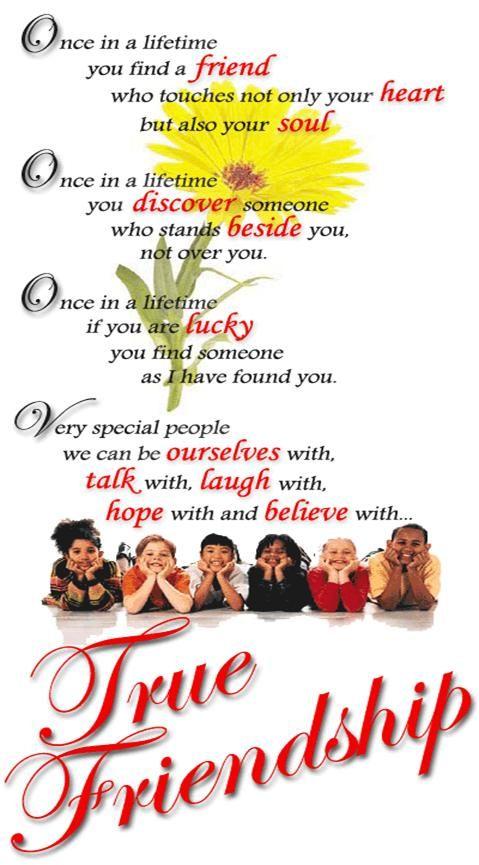 Friendship Poems | ... Friends Poems, Motivational Friendship Words: Famous Friendship Poems