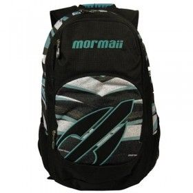 Mochila Mormaii Esportiva Nalu MNAL65402 - Preta/Azul