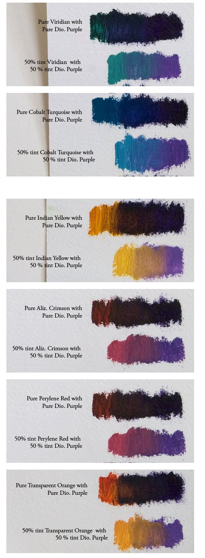 Liz Floyd purple-mixtures