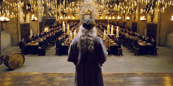 10 Ways Harry Potter Prepared Me For College Hogwarts Grosse Halle Hogwarts Bilder