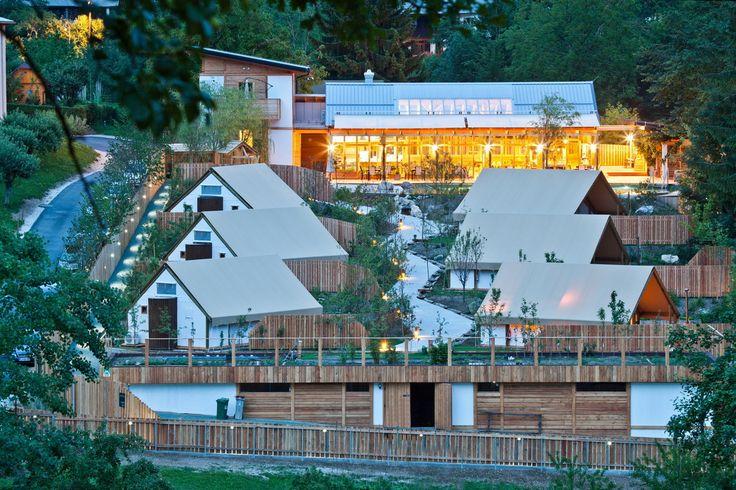 Garden Village Resort.