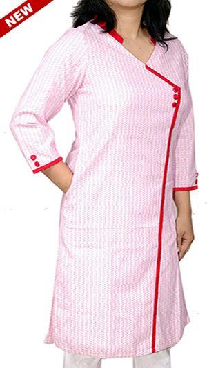 Cotton Kurtas for Women. Office Wear Kurtas.