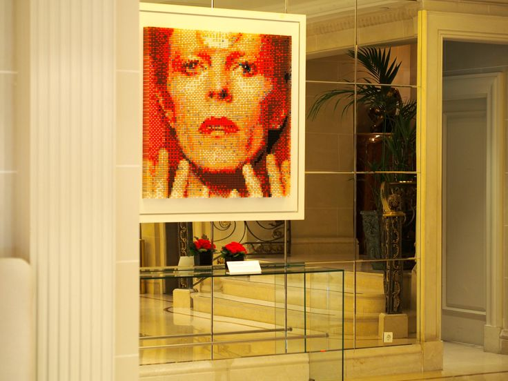 King George Hotel Lobby, Athens.  Found at Bite Travel