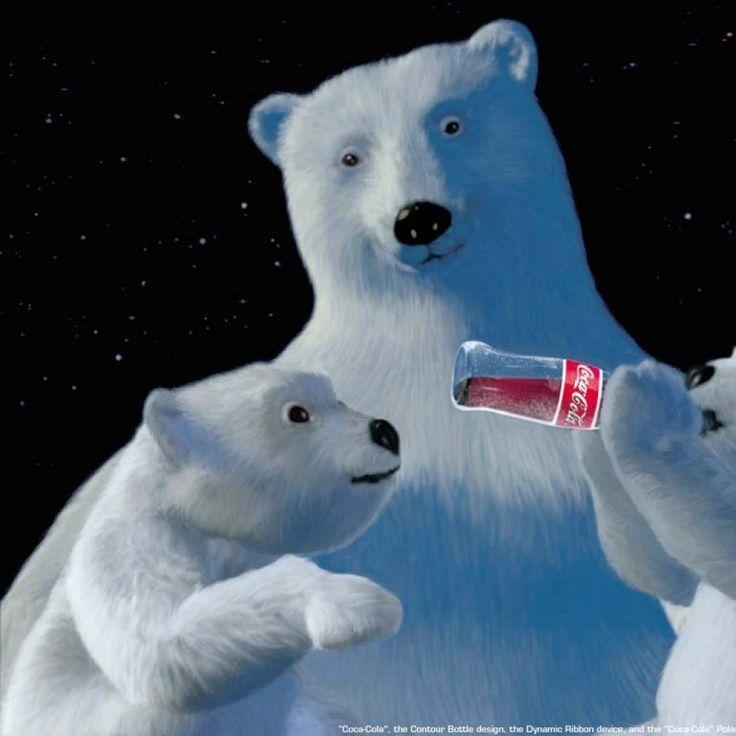 coca cola polar bear iphone wallpaper galleryimageco