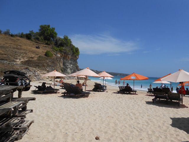 Bermain ombak pantai? Dreamland Tempatnya | Rizaltaf.com | Life's for Sharing