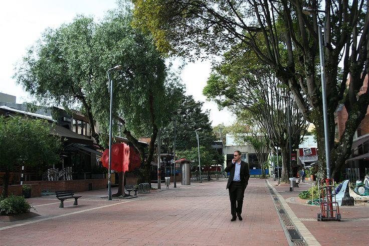 Zona T - Bogotá - antes