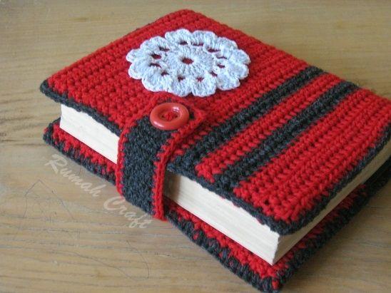 Book Cover Crochet Uk : Crochet qur an cover me pinterest